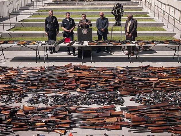 trattato sulle armi