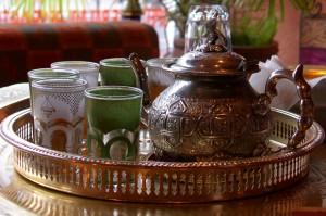 tè marocchino