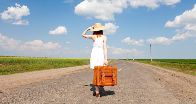 non uscire con una ragazza che viaggia