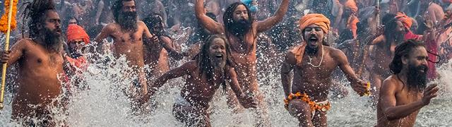 Paese che vai tradizioni che trovi i festival pi strani - Bagno nel gange malattie ...