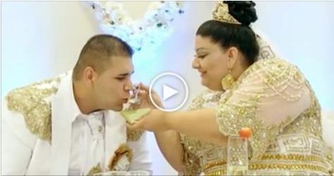 Matrimonio gitano extralusso: 4 giorni di festa, abito da… 200 mila euro! GUARDA IL VIDEO