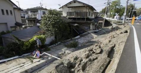 ++++Flash news+++terremoto+++nuova scossa magnitudo 5.1+++