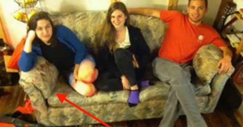 Pensavano fosse solo un vecchio divano di seconda mano ma for Divano seconda mano